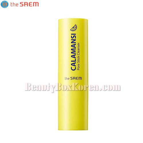 THE SAEM Calamansi Pore Stick Cleanser 15g,THE SAEM