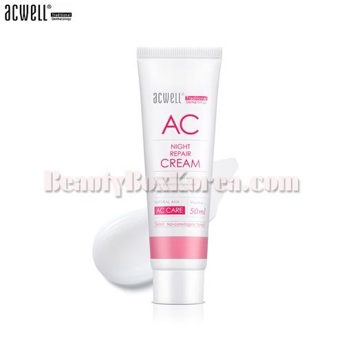 ACWELL AC Night Repair Cream 50ml,ACWELL