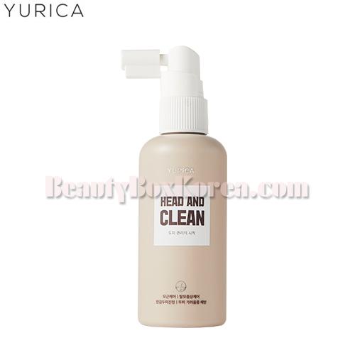 YURICA Head And Clean 100ml,YURICA