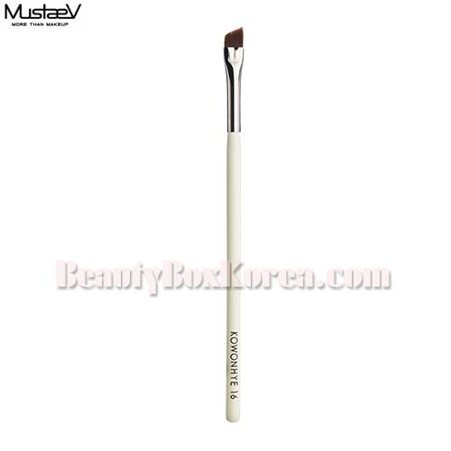 MUSTAEV Kowonhye Brush 16 Angled Eyeliner 1ea,MustaeV