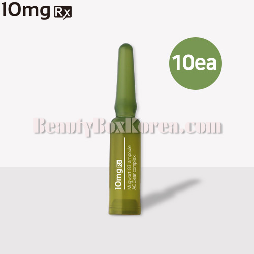 10MGRX Mugwort 83 AC Clear Ampoule 2ml*10ea