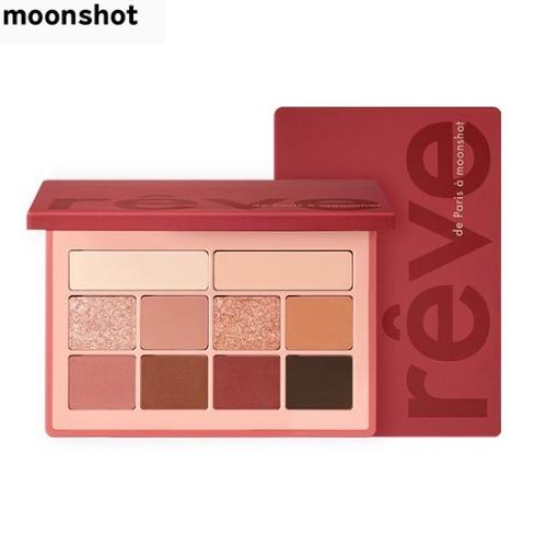 MOONSHOT Reve De Paris Eyeshadow Palette 9g