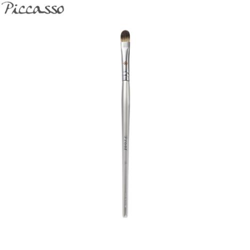 PICCASSO Premium Proof Silver 08 Concealer Brush 1ea