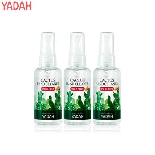 YADAH Cactus Hand Cleaner 50ml*3ea