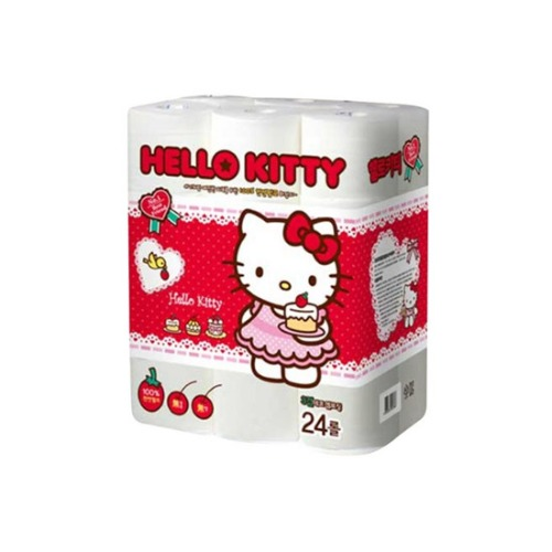 O Kitty Freinds 3 Layer Natural