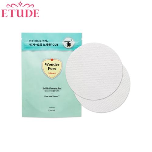 ETUDE HOUSE Wonder Pore Bubble Cleansing Pad 7sheets