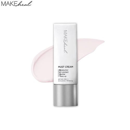MAKEHEAL Must Cream SPF50+ PA+++ 40g