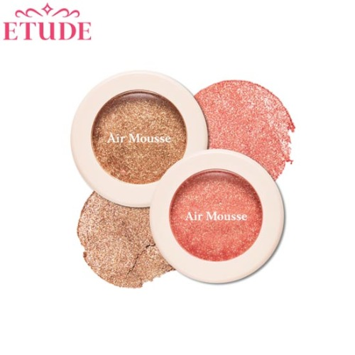 ETUDE HOUSE Air Mousse Eyes 1.5~2g,ETUDE HOUSE