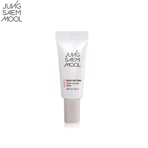 [mini] JUNGSAEMMOOL Skin Setting Tone-up Sun Base SPF 50+ PA +++ 5ml,Beauty Box Korea