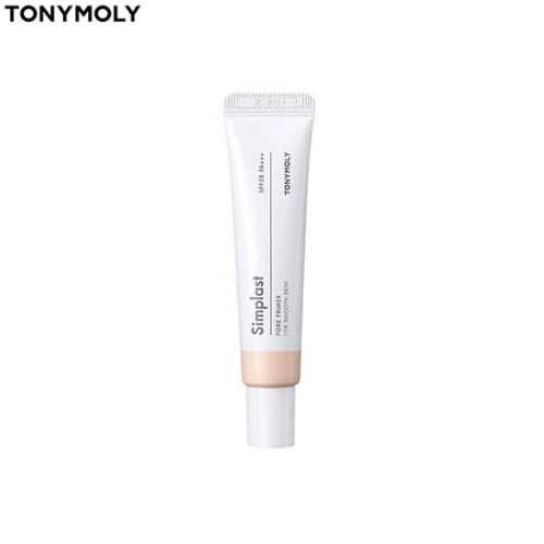 TONYMOLY Simplast Pore Primer SPF38+ PA+++ 25g,Beauty Box Korea
