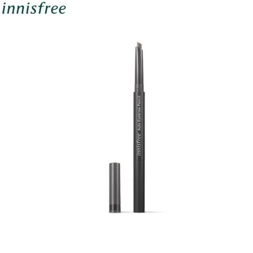 INNISFREE Auto Eyebrow Pencil 0.3g (Flat Type),Beauty Box Korea,INNISFREE,AMOREPACIFIC