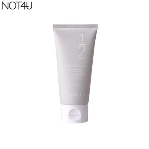 NOT4U 1/2 Cream 80ml