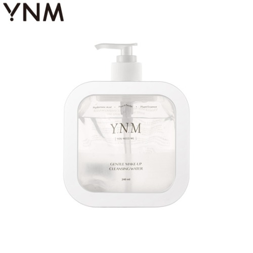 YNM Gentle Make-Up Cleansing Water 240ml