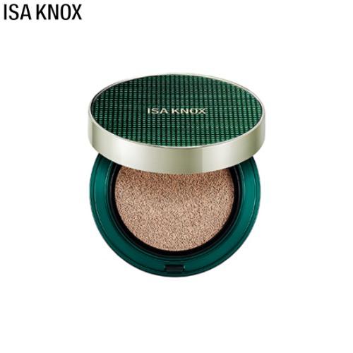 ISA KNOX Age Focus Cover Cushion SPF50+ PA++++ 15g*2ea [Green Edition]
