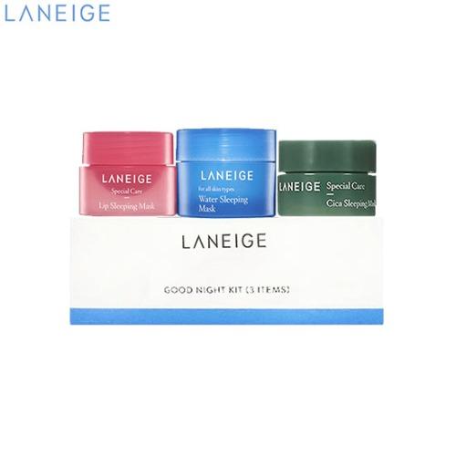 [mini] LANEIGE Good Night Kit 3items,Beauty Box Korea,LANEIGE,AMOREPACIFIC