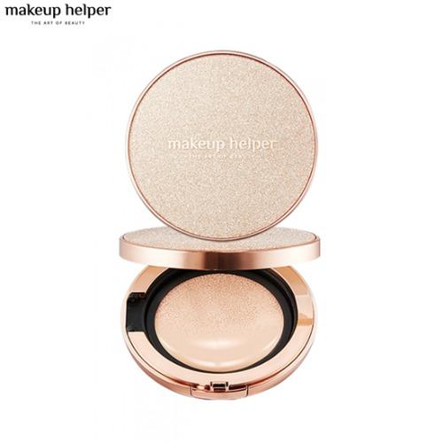 MAKEUP HELPER Art Cushion Pearl Shining 23g [Rose Glitter]