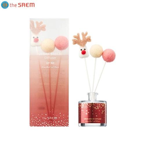 THE SAEM Urban Breeze Diffuser Diy Kit 4items [Limited Edition],Beauty Box Korea