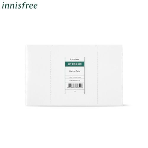 INNISFREE Cotton Pads 1.2 80ea