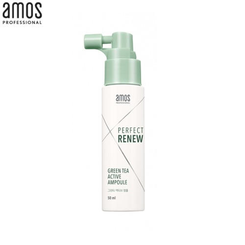 AMOS PROFESSIONAL Perfect Renew Green Tea Active Ampoule 50ml