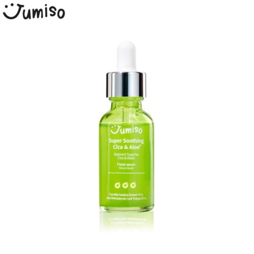 JUMISO Super Soothing Cica & Aloe Facial Serum 30ml