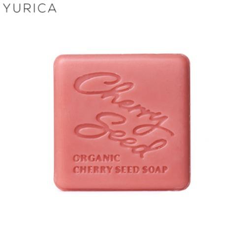 YURICA Perfect Organic Cherry Seed Soap 120g