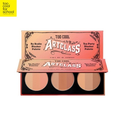 TOO COOL FOR SCHOOL Artclass By Rodin Tea Party Blusher 13.1g
