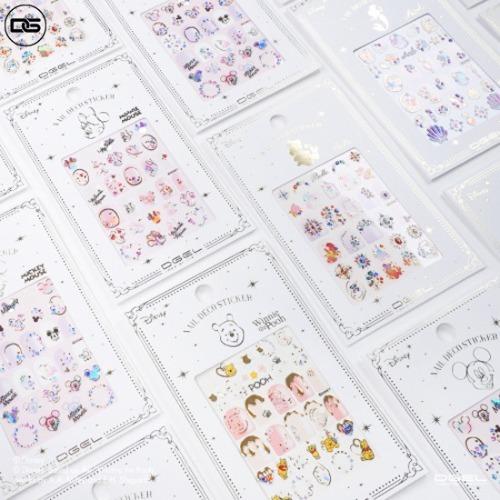 DGEL Disney Nail Deco Sticker 1ea