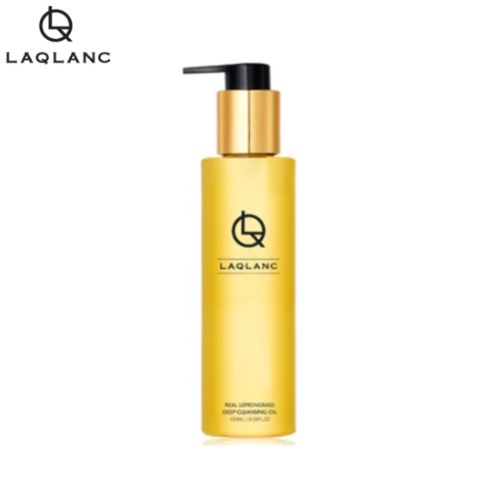 LAQLANC Real Lemon Grass Deep Cleansing Oil 180ml