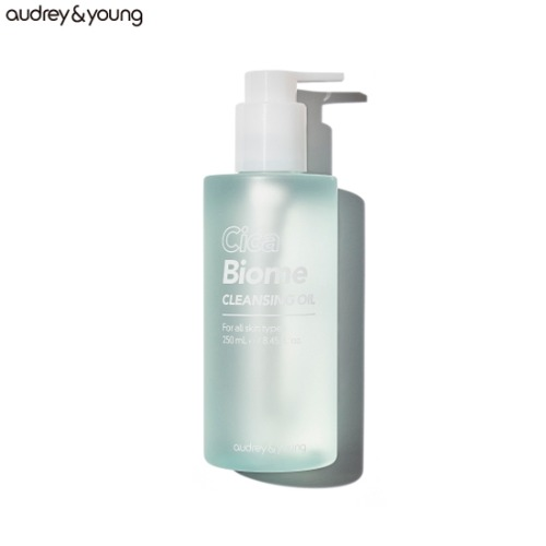 AUDREY & YOUNG Cica Biome Cleansing Oil 250ml
