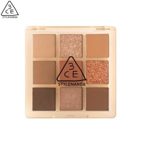 3CE Multi Eye Color Palette #Butter Cream 8.5g [3CE Clear Layer Warm]