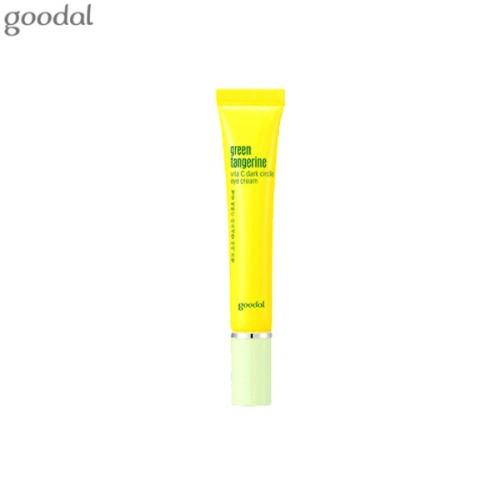 [mini] GOODAL Green Tangerine Vita C Dark Circle Eye Cream 15ml,Beauty Box Korea