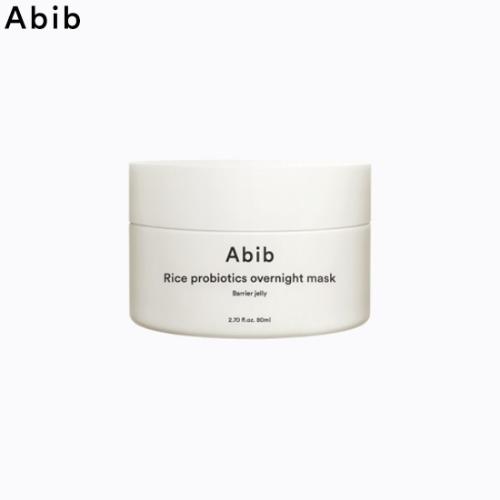 ABIB Rice Probiotics Overnight Mask 80ml