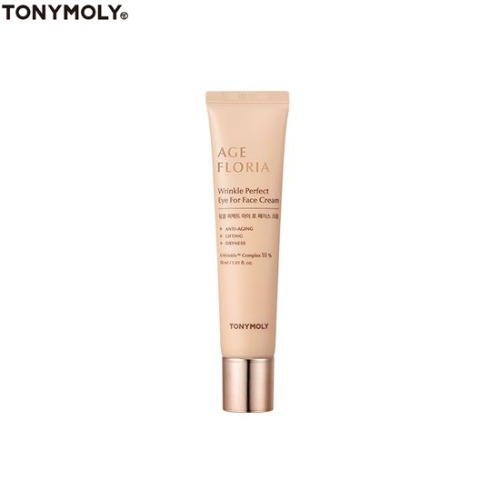 TONYMOLY Age Floria Wrinkle Perfect Eye For Face Cream 30ml