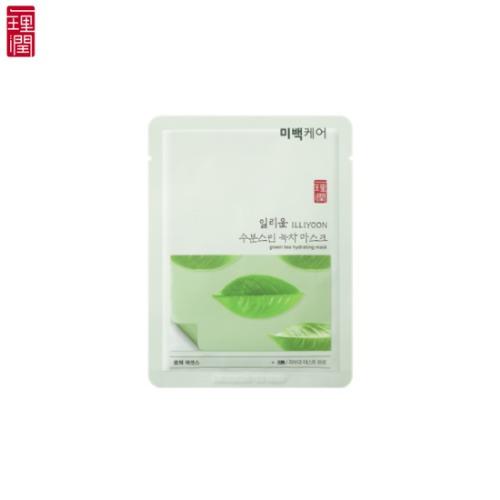 ILLIYOON Green Tea Hydrating Mask 25g