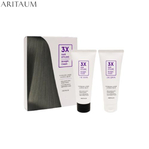 ARITAUM Hair Styling Straight Cream 100ml+100ml