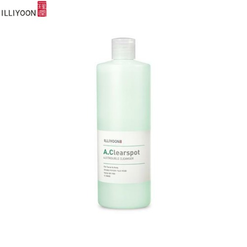 ILLIYOON A.Clearspot 6.0 Trouble Cleanser 500ml