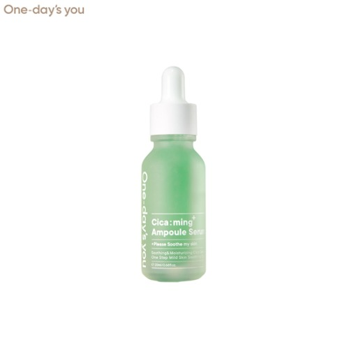 ONE-DAY'S YOU Cica:ming Ampoule Serum 20ml