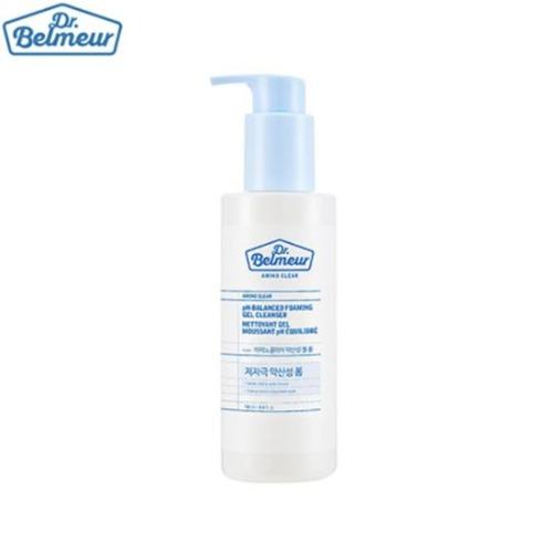 THE FACE SHOP Dr.Belmeur Amino Clear pH-Balanced Foaming Gel Cleanser 190ml