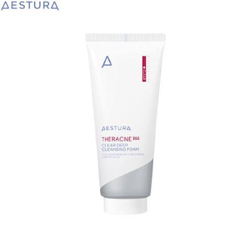 AESTURA Theracne 365 Clear Deep Cleansing Foam 200ml