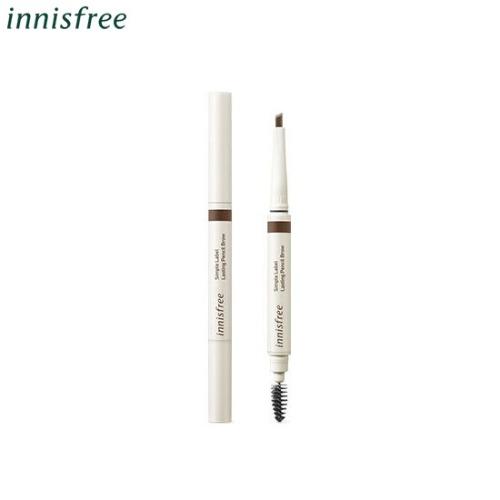 INNISFREE Simple Label Lasting Pencil Brow 0.15g