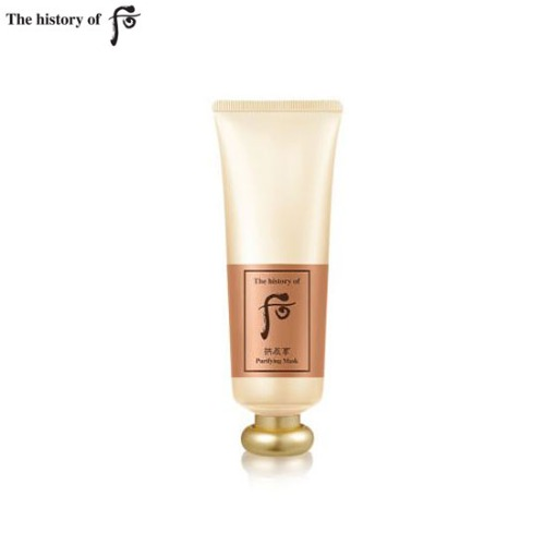 THE HISTORY OF WHOO Gongjinhyang Purifying Mask 100ml