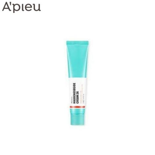 [mini] A'PIEU Madecassoside Cream 2X 15ml,Beauty Box Korea,A'Pieu,ABLEC&C
