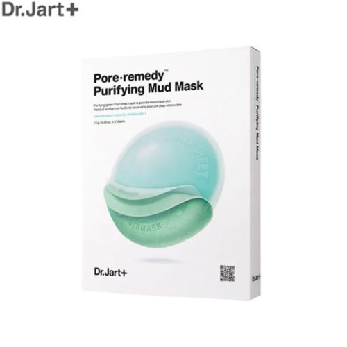 DR.JART+ Pore-remedy Purifying Mud Mask 13g*5ea