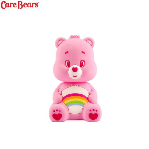 CARE BEARS Cheer Bear Silicone Mood Light 1ea