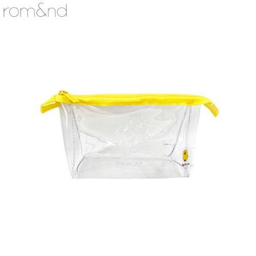 ROMAND Line Friends Clear Pouch_BIG 1ea
