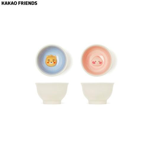 KAKAO FRIENDS Soju Cup Set 2items (Ryan & Apeach)