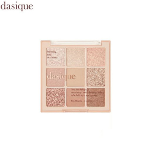 DASIQUE Shadow Palette #09 Sweet Cereal 7g