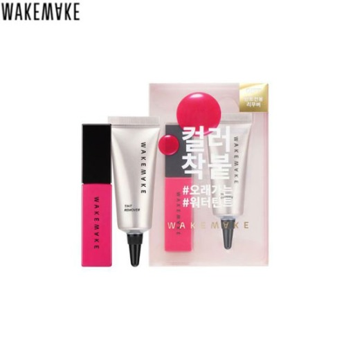 WAKEMAKE Watery Tok Tint Special Set 2items