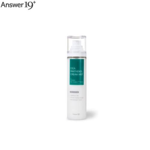 ANSWER19+ Cica Panthenol Cream Mist 120ml