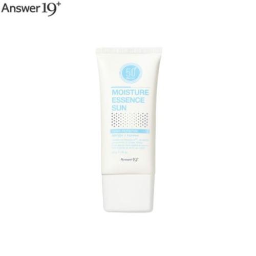 ANSWER19+ Derma Protection Moisture Essence Sun SPF50+ PA++++ 50g
